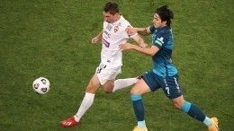 «Зенит» обыграл ЦСКА вматче третьего тура Тинькофф Российской Премьер-Лиги
