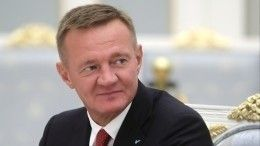 Губернатор Курска испытал насебе вакцину откоронавируса