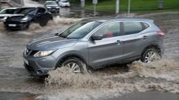 Затопленные города Сибири ливень будет испытывать еще две недели