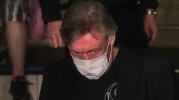 Адвокат Ефремова заявил, что водитель, сидевший вмашине актера, установлен