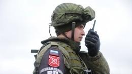 Учения военной полиции «Страж-2020» проходят вЛенобласти— захватывающее видео