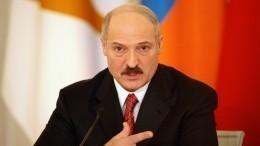 Лукашенко обвинил Запад виспользовании Белоруссии против России