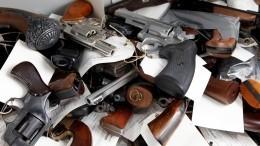 ФСБ ликвидировала сеть подпольных оружейников вРоссии