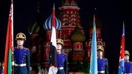Фестиваль «Спасская башня» наКрасной площади отменен
