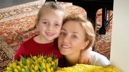 «Свети наше счастье»: Навка трогательно поздравила дочь сднем рождения