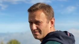 Медики невозражают против перевозки Навального вГерманию