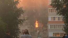 ЧПвЯрославле: жители верхних этажей десятиэтажки оказались заблокированы