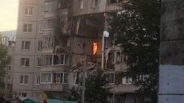 Взрыв газа вЯрославле: под завалами может находиться женщина сребенком— видео