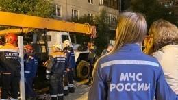 Восьмилетнего мальчика ищут под завалами после взрыва газа вЯрославле