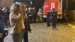 Список пострадавших при взрыве газа вдоме вЯрославле