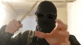 Видео: вЛенобласти задержали грабителя, напавшего наженщину из-за смартфона
