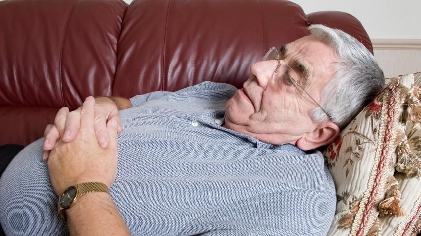 Долгий сон оказался опасен для пожилых людей