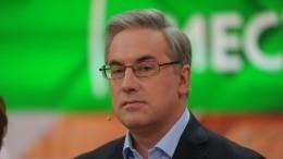 Зрителей возмутила шутка Андрея Норкина про «телок»