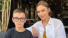 Водонаева устроила своему сыну сюрприз сБТР иавтоматами вчесть дня рождения
