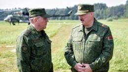 Лукашенко отдал приказ реагировать без предупреждения нанарушение границы