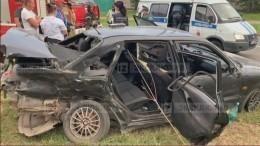 Пятеро детей пострадали вДТП сдвумя авто вПетербурге