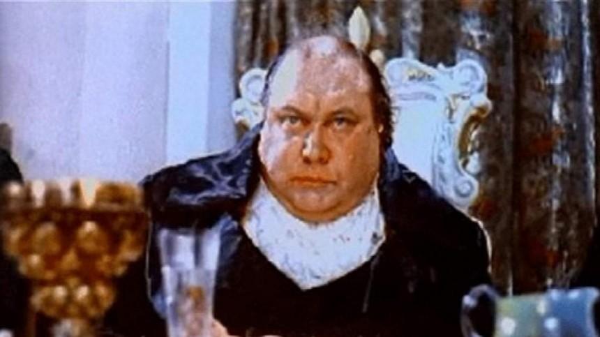 Актер изфильма «Три толстяка» умер вМоскве