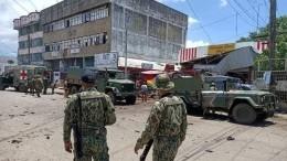 Два взрыва наФилиппинах унесли жизни тринадцати человек
