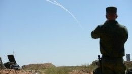 ВРоссии начались испытания новейшего ЗРК С-500 «Прометей»