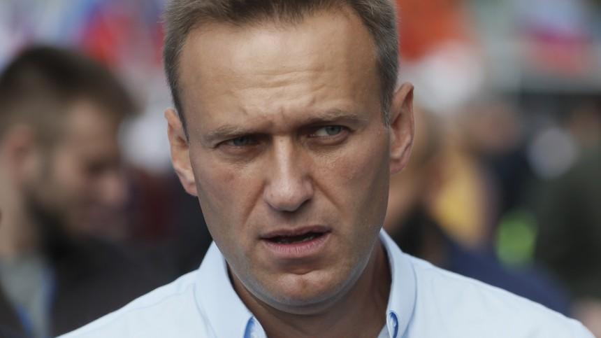 Врачи клиники вГермании назвали интоксикацию причиной комы Навального