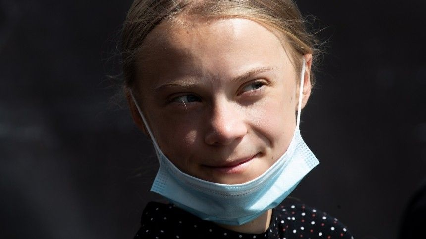 Грета Тунберг возвращается вшколу после годичного перерыва