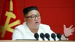 ВЮжной Корее решили, что Ким Чен Ынпри смерти, астраной руководит его сестра