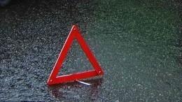 Кадры сместа смертельной аварии вРостовской области