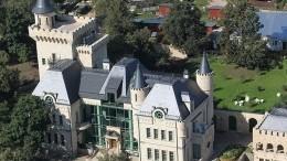 Замок Галкина иПугачевой мог разрушиться? Кузнец объяснил появление гаргулий наособняке