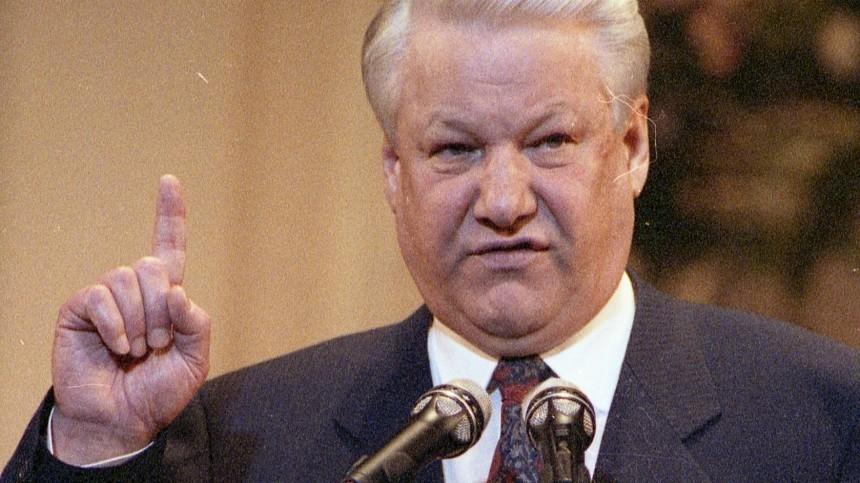 Раскрыта роль поп-звезд впобеде Ельцина навыборах в1996 году