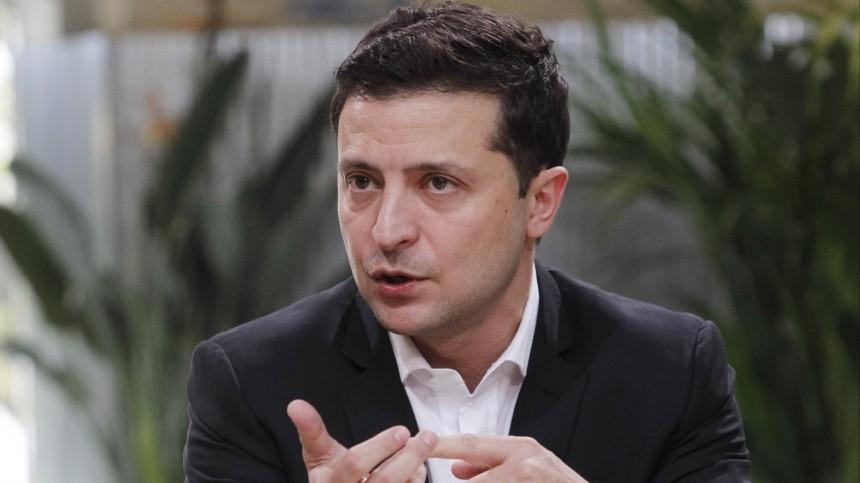 Зеленский заявил, что небоится прямого диалога сПутиным