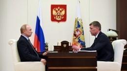 Путин поручил взять под контроль работу коллекторов