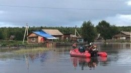 ВХабаровском крае возводят дамбы для защиты отпаводков