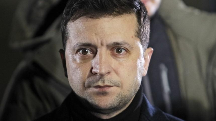 «Наша территория!»— Зеленский заявил отвердом намерении вернуть Крым Украине