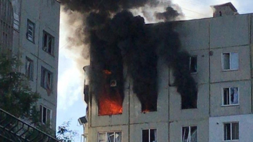 Хлопок газа произошел вдесятиэтажке вКерчи