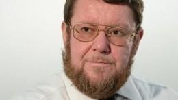 «Шоу уродов»: Политолог Сатановский резко высказался оделе Ефремова