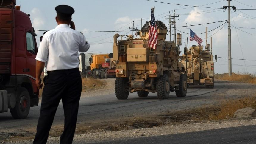 США обвинили военных РФвДТП вСирии спострадавшими американцами