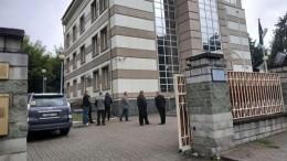 ВМинске напали напосольство Ливии ипоколотили временного поверенного