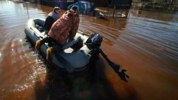 НаДальний Восток надвигается тайфун «Бави»