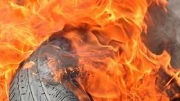 «Огненное» ДТП вПсковской области унесло жизни двух человек. Дети пострадали