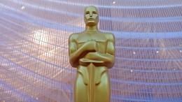«Оскар» отказался отгендерного разделения наград