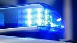 Видео момента жесткого ДТП вПетербурге, где погибли двое полицейских