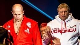 Федор Емельяненко рассказал осмерти своего тренера