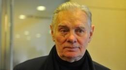 «Наложившаяся наболезнь депрессия»— ректор ГИТИСа осмерти Владимира Андреева