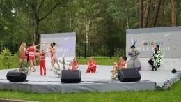 «Детское «Лебединое»: Артисты балета ведущих театров выступили под окнами Петербургского онкоцентра