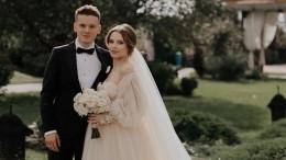 Счастливчики: Кто поймал букет иподвязку невесты насвадьбе сына Валерии?