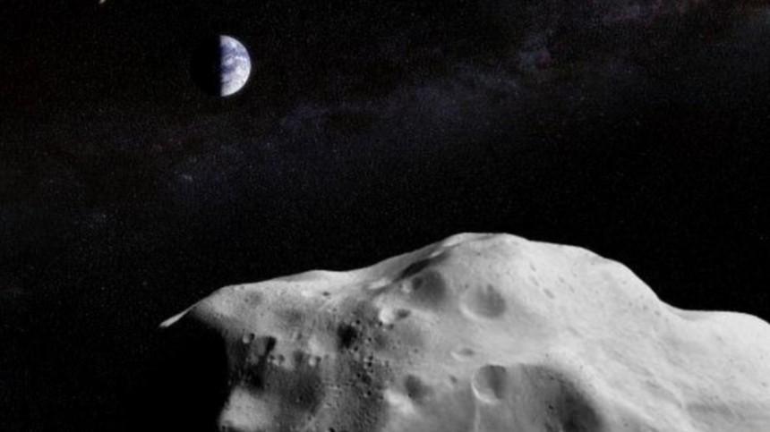Астероид размером с20-этажный дом несется кЗемле— видео