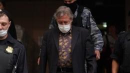 Ефремов вновь отказался отсвоего адвоката