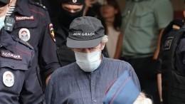 Михаил Ефремов попросил суд выполнить его «последнее желание»