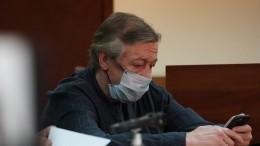 Ефремов всуде сравнил себя с«приговоренным кказни»