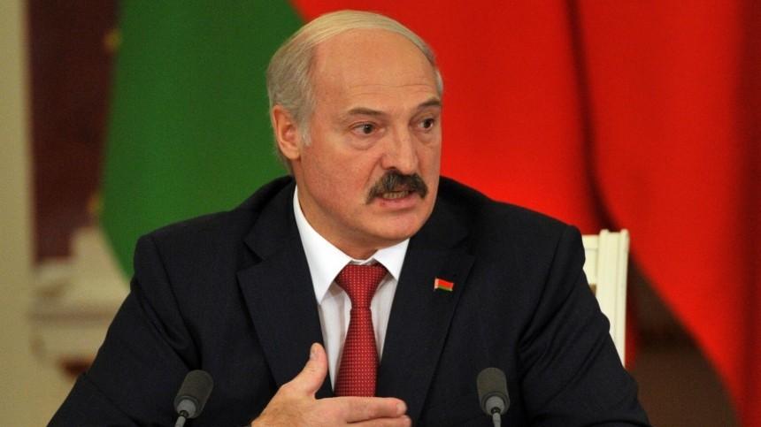 Три страны запретили въезд Александру Лукашенко